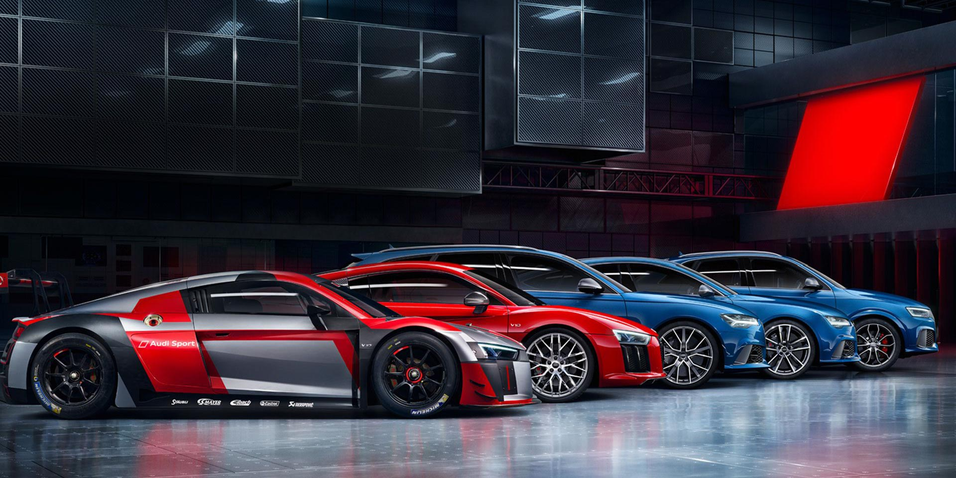 Arrojo Audi Sport